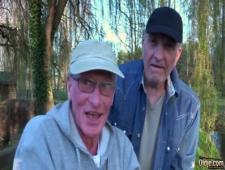 Старики ебут молодых с большим удовольствием