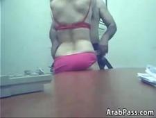 Босс трахает секретаршу скрытая камера