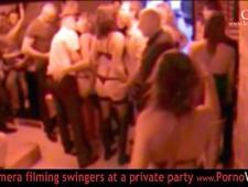 Закрытая вечеринка со шлюхами