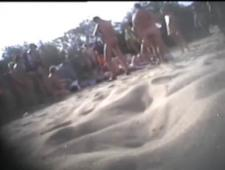 Нудисты трахаются скрытая камера