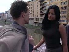 Стройная итальянка обожает секс со своим любовником