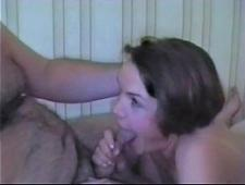 Муж и жена снимает секс на видео