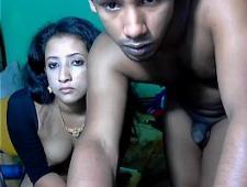 Индийская пара снимают порно видео