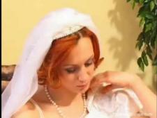 Трахнул невесту в жопу перед свадьбой