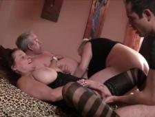 Немецкое порно свингеров